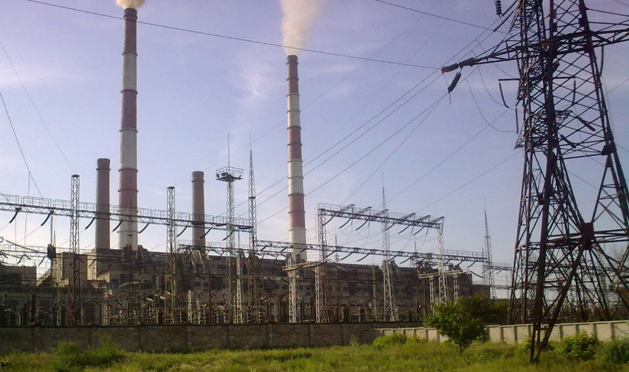 Shchastya Power Plant