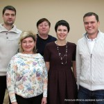 Red Cross meeting in Severodonetsk