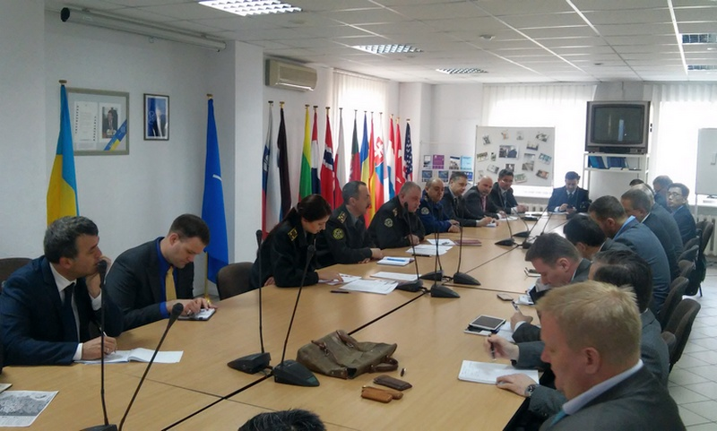 Ministry of Defense of Ukraine and Kiev Association of Military Attaches