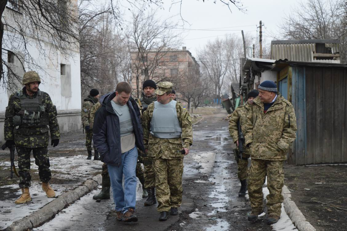 News of Lugansk region: a selection of sites