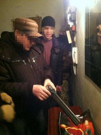 Terrorists arrested in Odessa