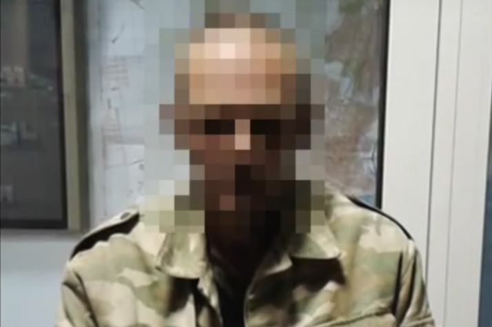 DPR insurgent captured by Security Service of Ukraine