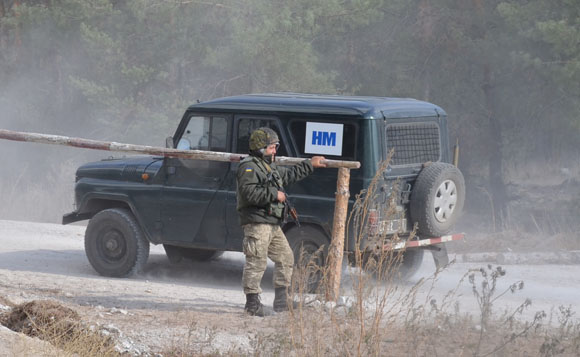 Ukrainian Army withdraws 85 mm anti-tank artillery from the contact line