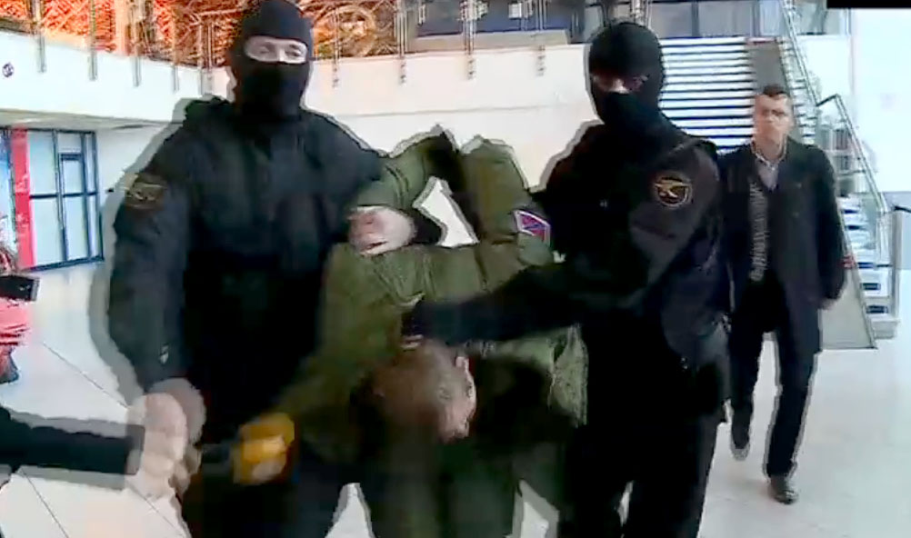 Pro-Russian terrorist detained in Chisinau airport of Moldova
