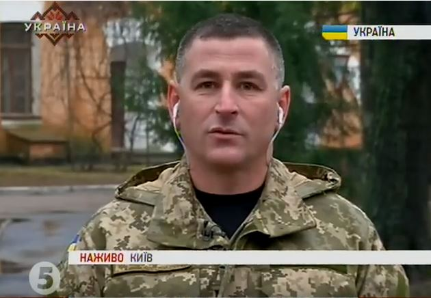 Commander of 92nd separate mechanized brigade of Armed Forces of Ukraine Viktor Nikolyuk