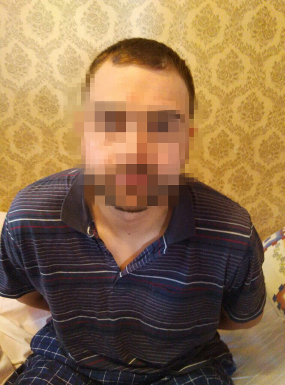 LPR terrorist detained by Security Service of Ukraine in Odessa